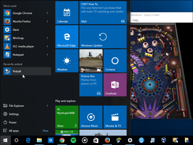 Space Cadet Windows 10