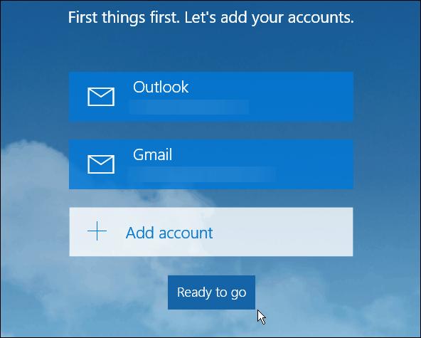 Windows 10 Calendar app