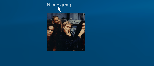 name group