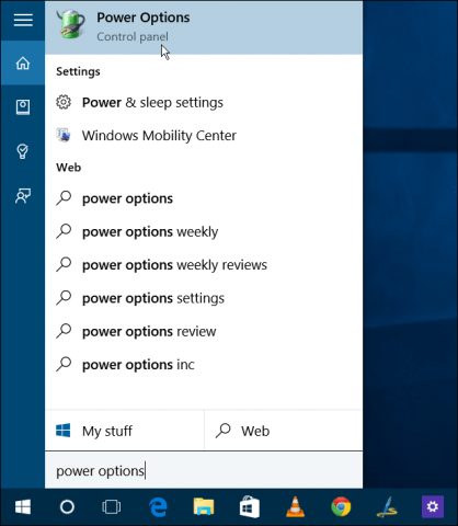 How to enable hibernate mode in windows 10 or if you like cortana just say hey cortana launch power options cortana windows 10 ccuart Gallery