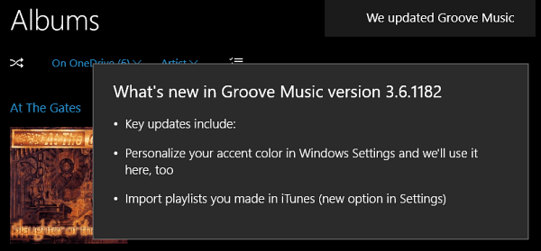 How to Import iTunes Playlists to Windows 10 Groove Music