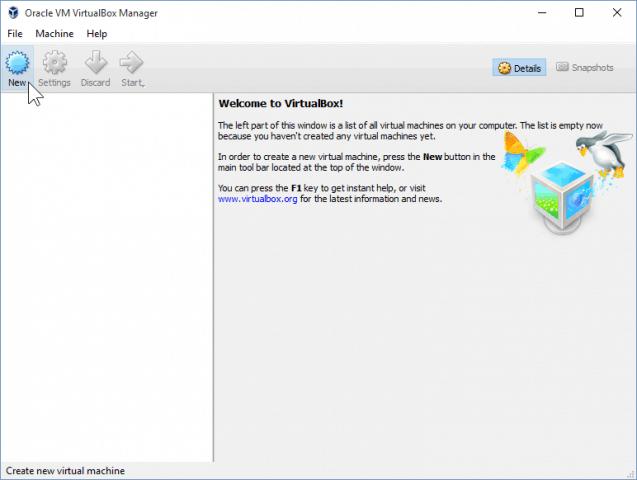 01 Create a New Virtual Machine (Windows 10 Install)
