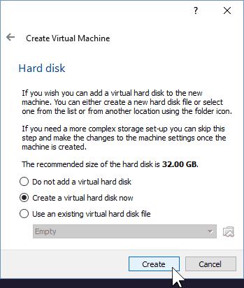 04 Determine Hard Disk Size (Windows 10 Install)