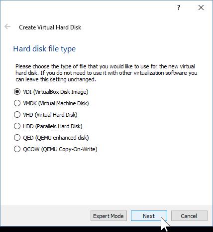 05 Determine Hard Disk Type (Windows 10 Install)