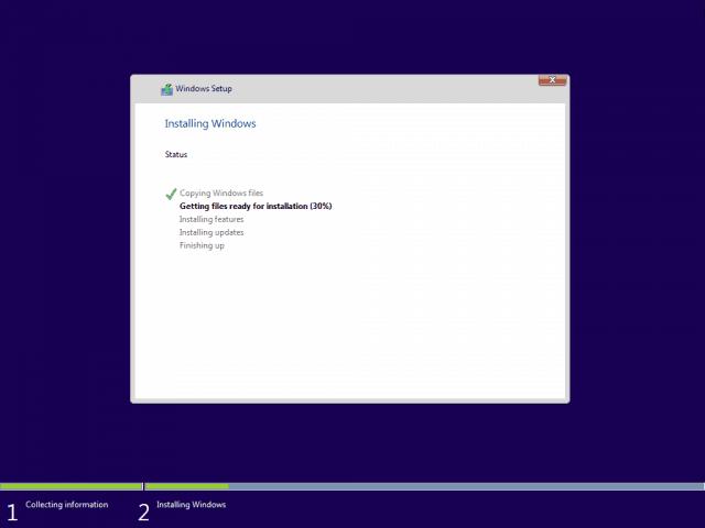 10 Installing Windows Windows 10 Clean Install