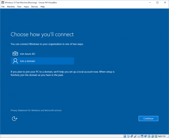 How to install windows 10 on virtualbox for How to choose windows