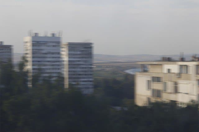 Buildings (Blurred)