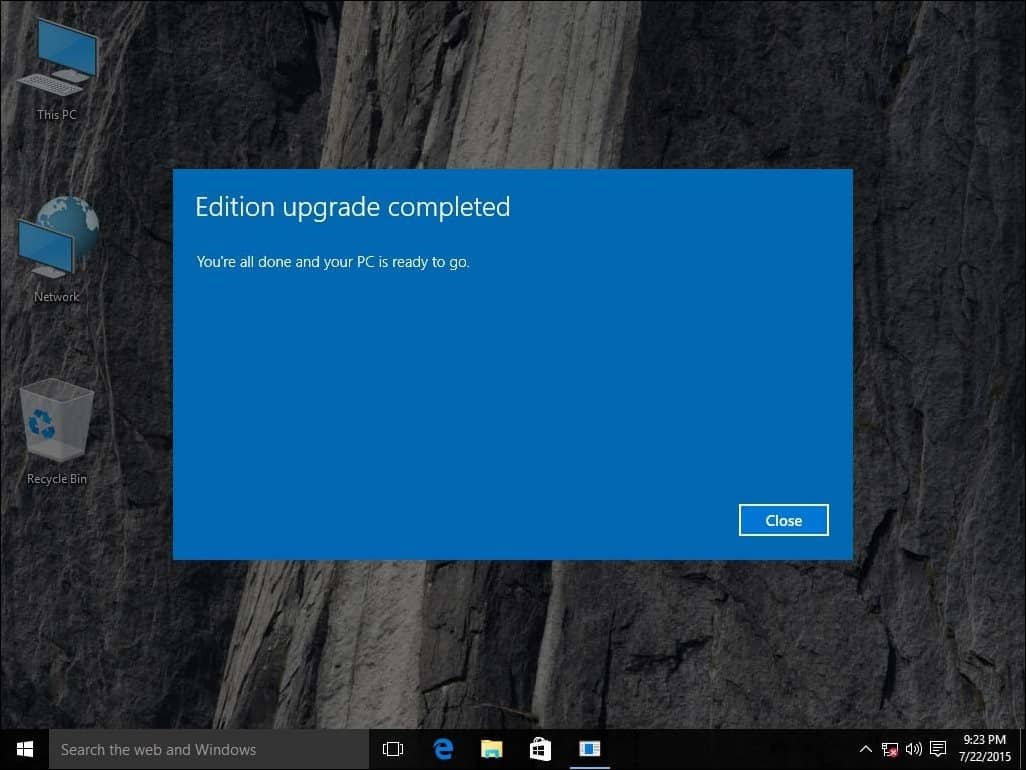 How To Upgrade Windows 10 Home to Pro using an OEM key – SoftwareStore