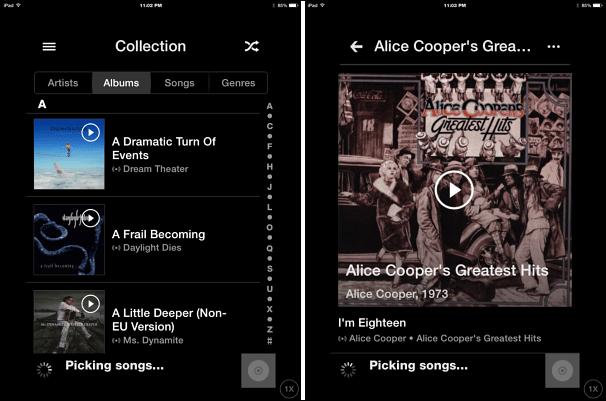 Groove Music iOS