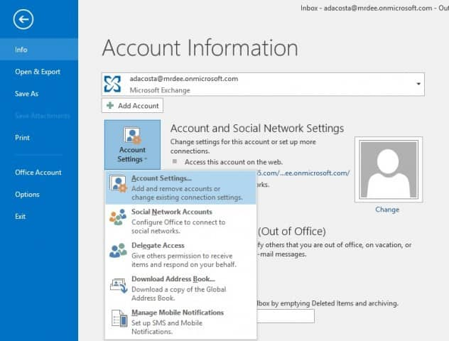 How to add additional mailbox to outlook 2016 - Can i check my post office account online ...