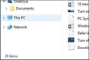 How to Map a Network Drive using Windows 10