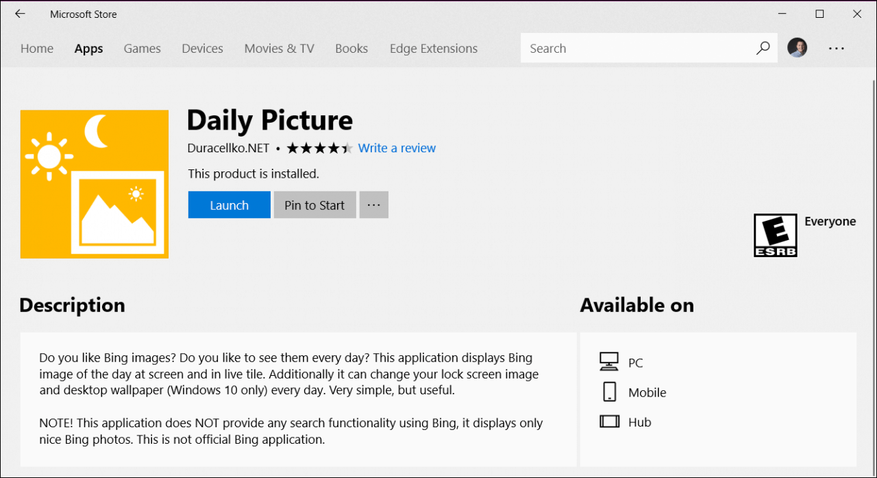Set Your Windows 10 Lock Screen and Wallpaper to Bing Daily