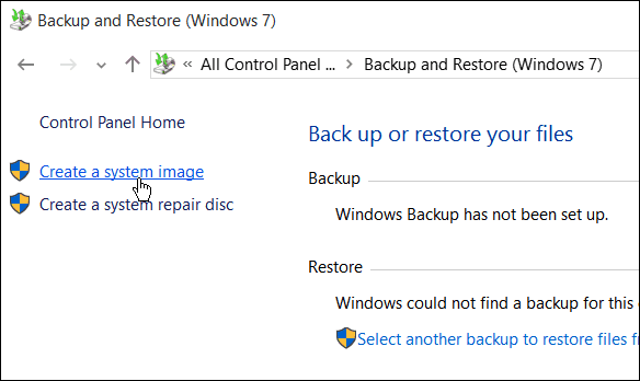 can i create a windows 7 recovery disk from another computer