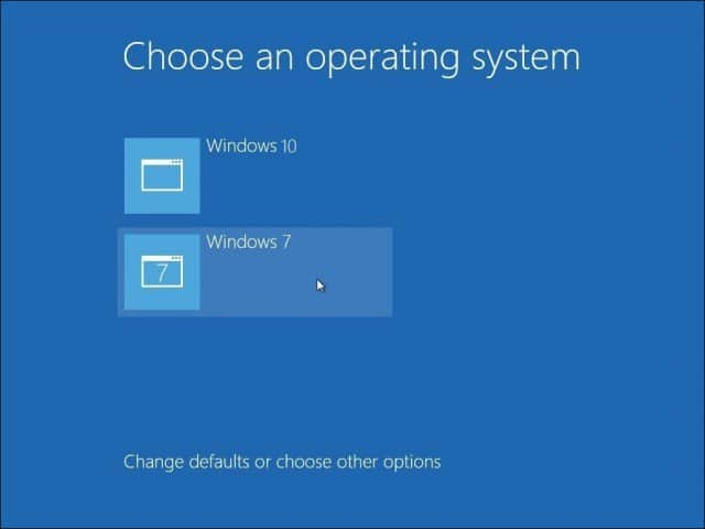 How to Dual Boot Windows 10 and Previous Windows Versions