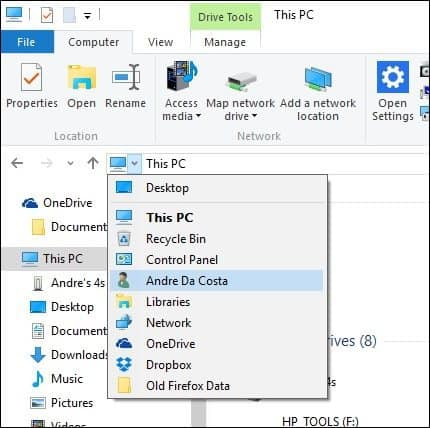 Windows 10 Tip: Manage Files and Folders with File Explorer