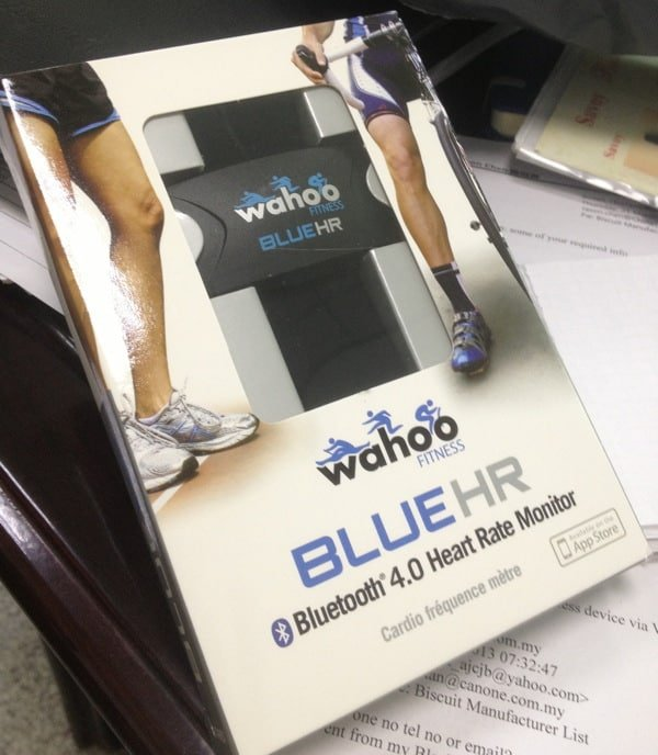 Wahoo BlueHR Bluetooth