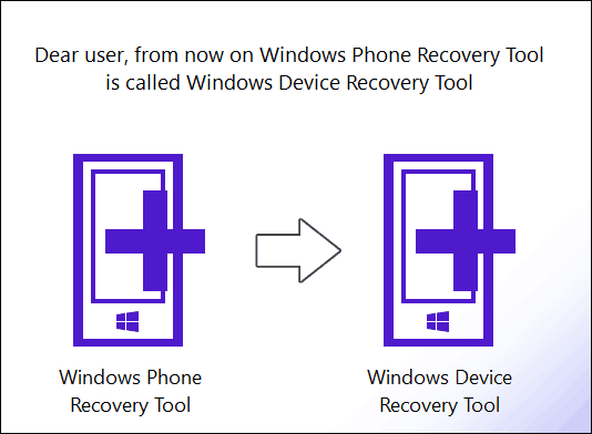 Windows Device Recovery Tool 2