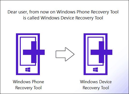 Windows Device Recovery Tool 2