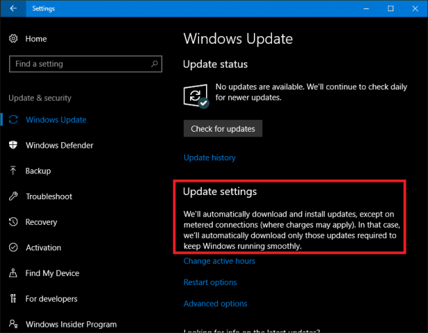 How to Limit Windows 10 Data Use Over a Metered Connection