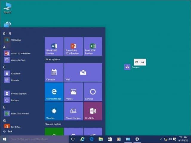 pin desktop
