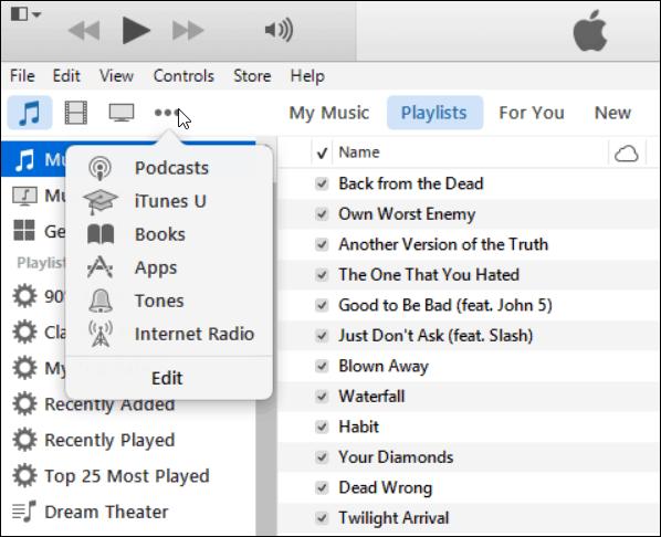 1 iTunes blurry