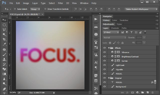 4-focus-psd-effects-group-example