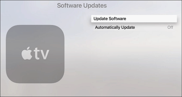 1 Software Updates