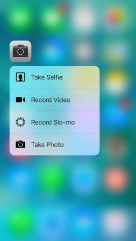 3d touch camera