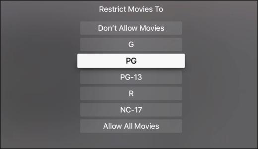 4 movie ratings