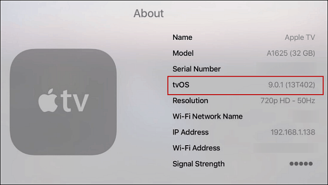 6 About Apple TV