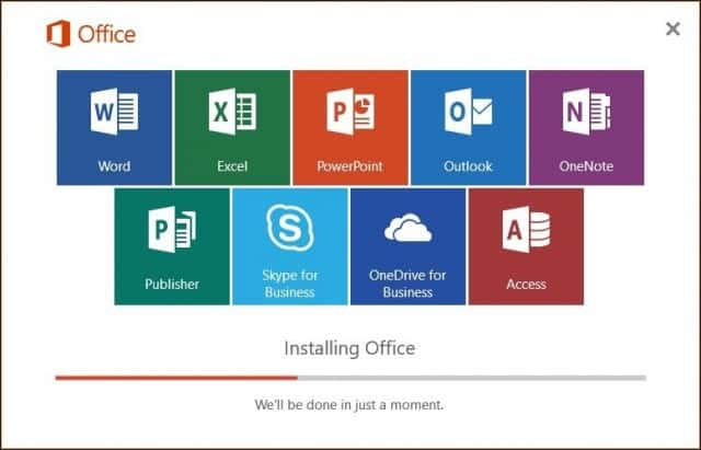 Office 365 repair 9