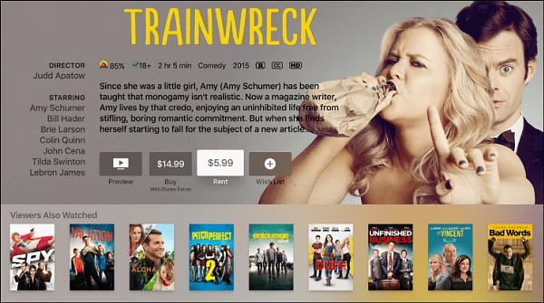 Rent movie