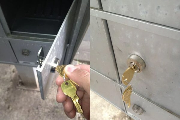 How To Change Mailbox Lock