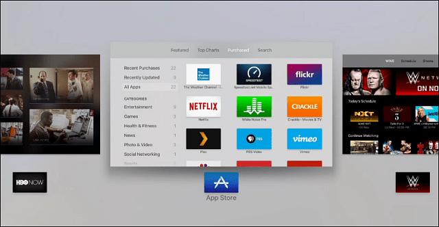 multitask New Apple TV