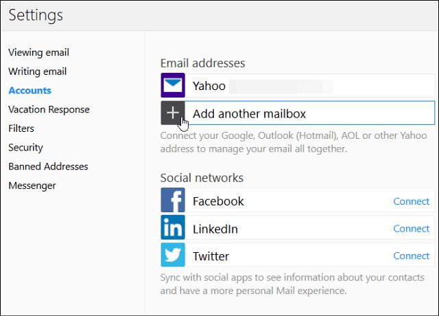 2 Add Account