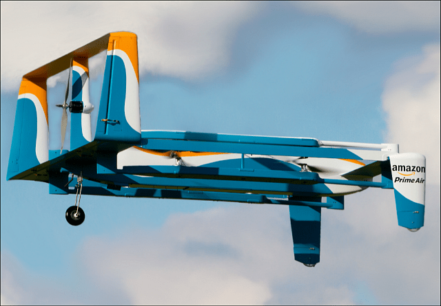 Amazon Prime Air Craft