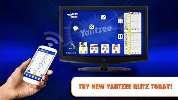 Yahtzee Chromecast
