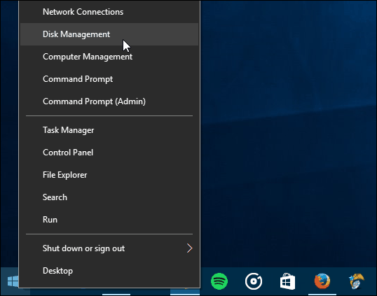how to eject exter drive on windows 10