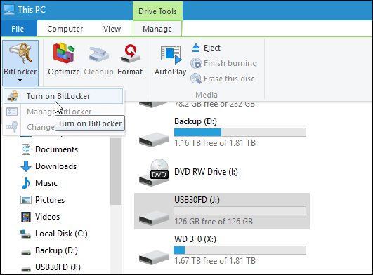 how to download flash drive to windows 10 computor