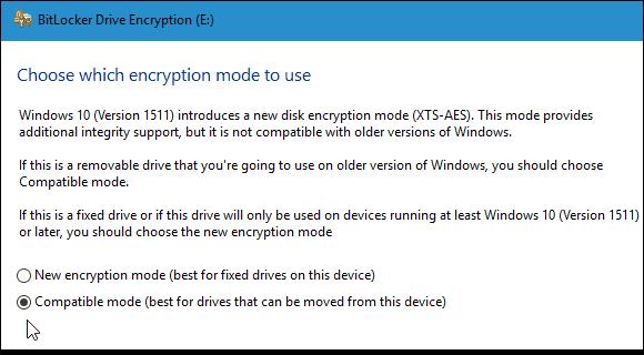 new encryption