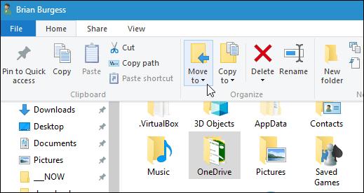 3 move folder