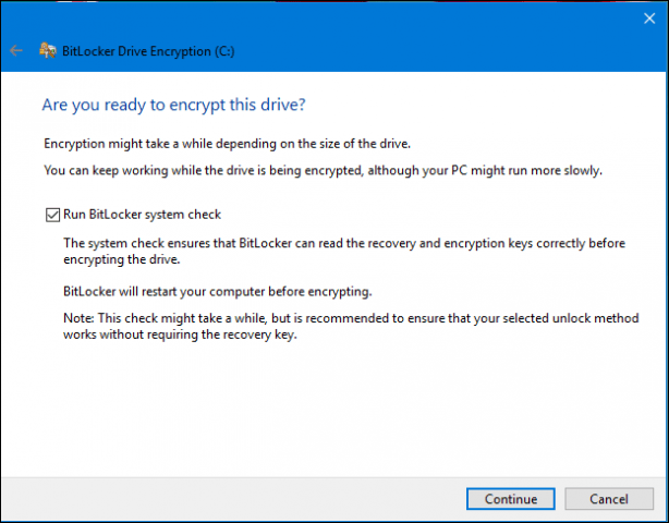Your Guide to Using BitLocker Encryption in Windows 10