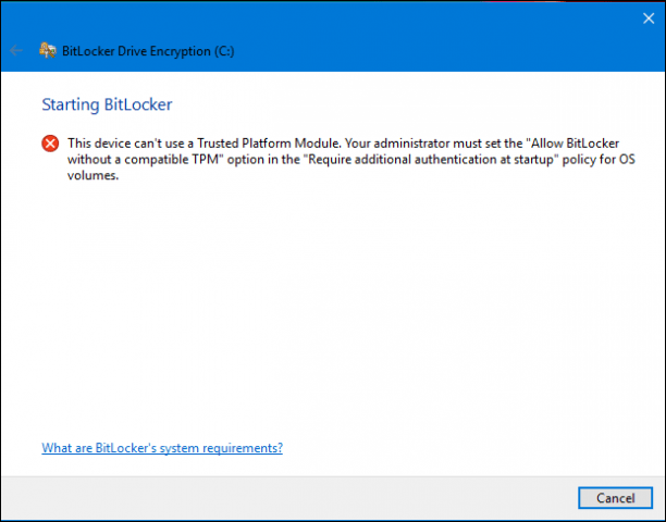 Your Guide to Using BitLocker Encryption in Windows 10 - Page 2 of 2