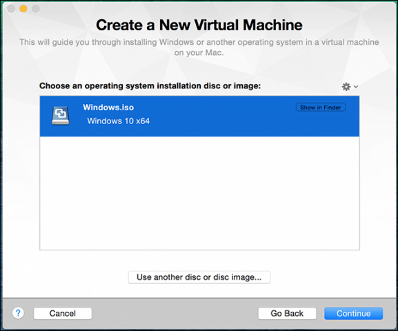 How to Install Windows 10 on OS X in VMware Fusion 8