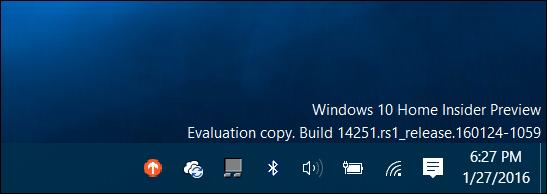 build 14251 Redstone