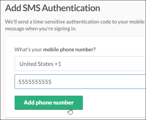 3 enter phone number