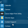 Windows 10 contact Support