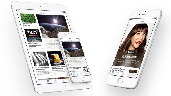 apple ios news app