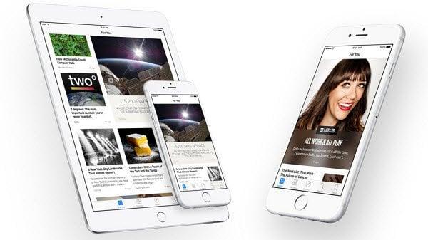 apple ios news app