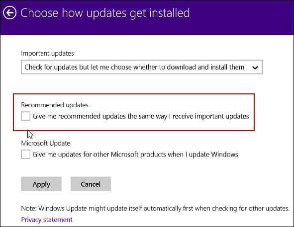 windows 8-1 updates
